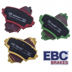 EBC Brake Pads - MX-5 (Mk4)