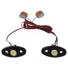 LED Interior Lamp Kit, Jass Performance, sun visors