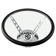 Steering Wheel Table, MG Logo