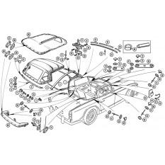 00 Civic Fuse Box Diagram as well Mini Fog Lights additionally Club Car Wiring besides 700r4 Transmission Wiring Diagram furthermore Mgb Engine Diagram. on mg midget transmission diagram