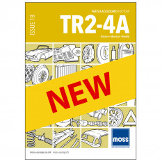 TR2-4A Parts Catalogue