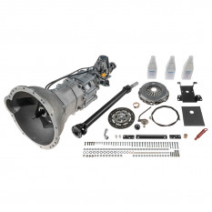 Five Speed Mazda Gearbox Conversion Kit