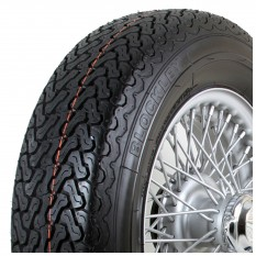 Wire Wheel & Tyre Sets - TR2-4A