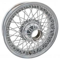 """Wire Wheel, chrome, 16"""" x 5"""", 60 spoke"""