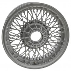"""Wire Wheel, painted, 15"""" x 6"""", 72 spoke"""