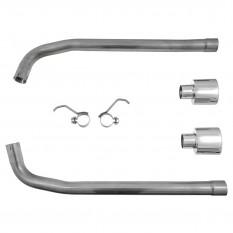 Performance Exhausts  - X100 XK8 & XKR