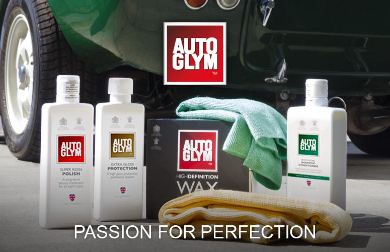 Autoglym car care products