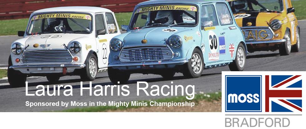 Laura Harris Racing Blog Page