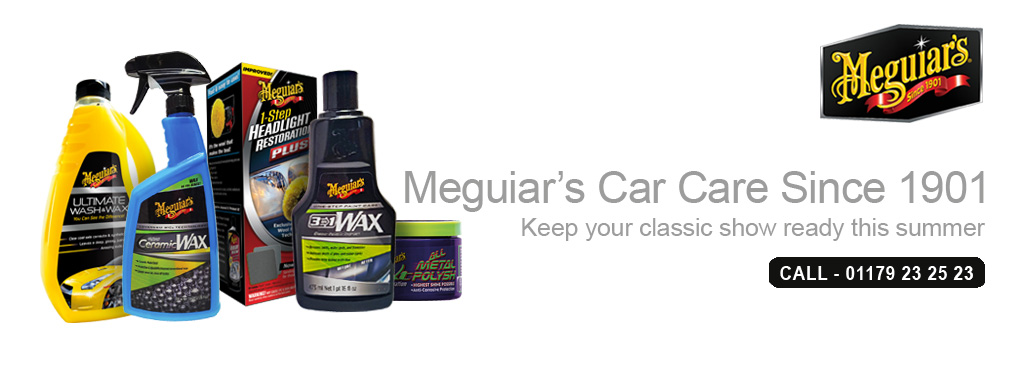 Meguiar's the finest surface & car care products in the world