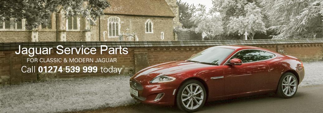 Jaguar parts & accessories
