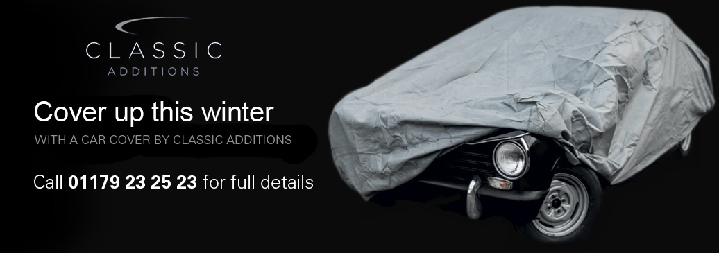 Car covers by Classic Additions