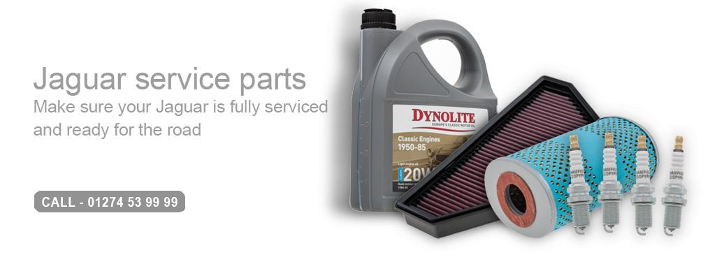 Service Parts For Your Jaguar