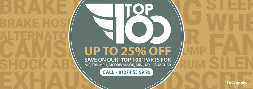 Top 100 Sale 2019 - Save up to 25%